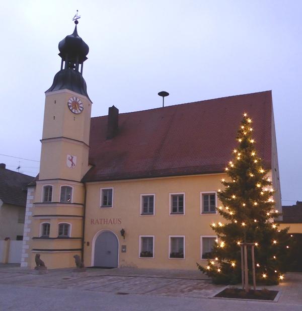 Weihnachts-/Neujahrswünsche 2015/2016 - Markt Rennertshofen