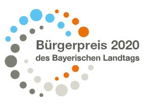 Bürgerpreises 2020 des Bayerischen Landtags